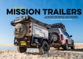 offroad travel trailers review mission trailers unsealed 4x4