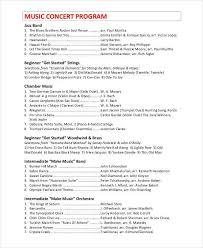 Church Programs Templates Christmas Program Template Wedding Invitation Templates Wedding