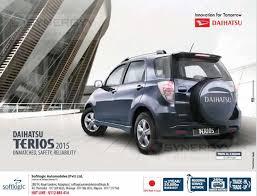 daihatsu terios 2015 daihatsu terios 2015 for rs 4 950 000 from softlogic automobiles