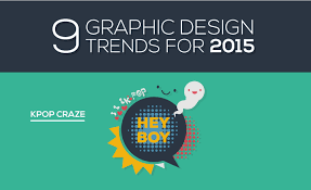 design graphic trends 2015 9 graphic design trends for 2015 infographic digital