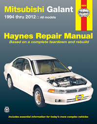 mitsubishi usa mitsubishi galant 1994 2012 haynes repair manual usa haynes