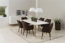 essgruppe mit 6 stühlen mit armlehne tischgruppe mit