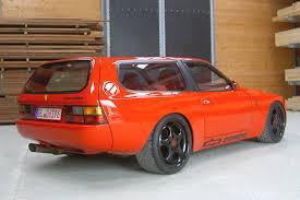 custom porsche 944 custom dp porsche 944 station wagon weirdwheels