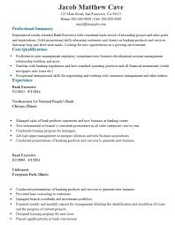 Bank Sales Executive Resume 16 Free Sample Banking Executive Resumes U2013 Sample Resumes 2016