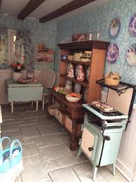 miniature dollhouse kitchen furniture mm kitchen glencroft danemead home of miss marple pinterest