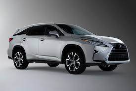 lexus sriracha price lexus unveiled a three row rx 350l at the la auto show freshness mag