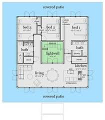 interior courtyard house plans small house plans courtyard ranch houses house plans вђ home