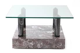 tables in central park rare sottsass central park table marble slab stone glass