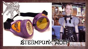 style me steampunk halloween costume accessories by tracey