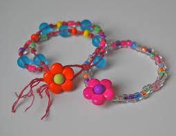 beaded bracelet girl images Irish linen bracelets make bracelets jpg