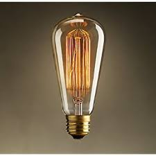 old style light bulbs vintage edison bulb 40w elfeland antique style incandescent light