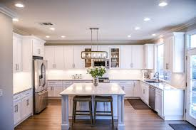 how to add lights kitchen cabinets how to install led cabinet lighting shabby chic boho