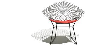 Diamond Armchair Bertoia Diamond Chair Knoll