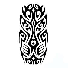 half sleeve tribal design zodiac symbol tattoos printable