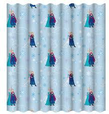 66 Inch Drop Curtains Disney Frozen 66 X 72