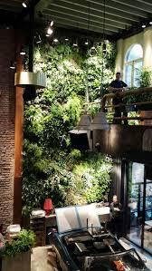 Interior Plant Wall 25 Best Indoor Vertical Gardens Ideas On Pinterest Wall Gardens