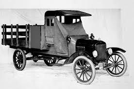 Antique Ford Truck Art - ford trucks celebrates 100 years automobile magazine