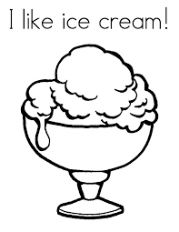 i like ice cream coloring pages i like ice cream coloring pages