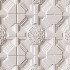 Ornate Ceiling Tiles by Tile 3d Decorative Ceiling Tile Cgtrader