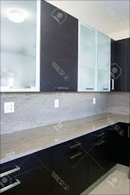 Frosted Glass Kitchen Cabinet Doors with Kitchen Frosted Glass Cabinets Pantry Cabinet With Glass Doors