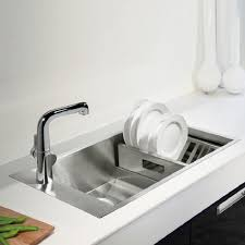 Kohler Geog  Bowl Stainless Steel Kitchen Sink TFNA - Kitchen sinks kohler
