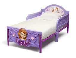 disney jr sofia 3d toddler bed toys