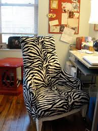 Animal Print Accent Chair Glamorous Animal Print Accent Chairs Collection Stunning Zebra