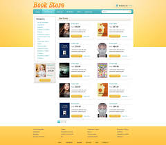 advertising template free book online store template free ecommerce website templates book online store template 86