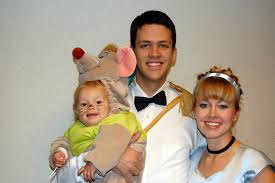 Cute Family Halloween Costume Ideas Family Ever After Halloween Costumes Cinderella And Prince