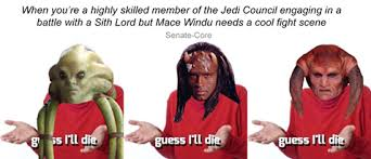 Mace Windu Meme - sith kit fisto tumblr