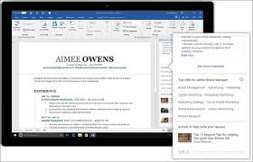 Where To Find Resume Templates In Word Word Help Office Support
