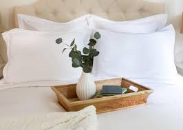 All White Bed All White Bedroom Idea Mornings Should Always Look This Good U2014boll