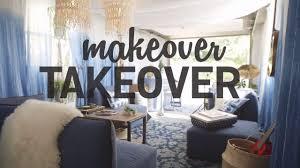 pbteen makeover takeover dip dye garage makeover youtube