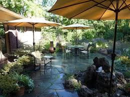 Simple Backyard Patios Garden Design Garden Design With Patio Designs Backyard Design