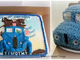 little blue truck u0027 u0027beep u0027 u0027 u0027 u0027beep u0027 cakecentral com