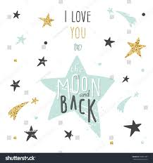 Love And Stars Quotes by Inspirational Motivational Romantic Love Quote Love Stock Vector
