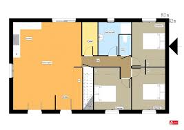 plan de maison avec cuisine ouverte nos réalisations maisons arlogis reims