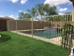 iron fence u2014 far from average