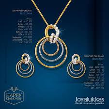 diamond earrings malaysia 16 best happy diamonds from joyalukkas images on