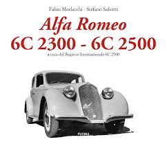 vintage alfa romeo 6c book alfa romeo 6c 2300 6c 2500 of morlacchi fabio salvetti