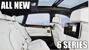 bmw 6 series interior 2018 bmw 6 series m sport gt gran turismo interior exterior
