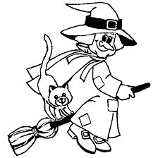 printable 45 witch coloring pages 1388 witch coloring pages