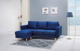 canape d angle reversible pas cher canapé d angle réversible arturo tissu bleu pas cher prix canapé
