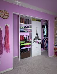 custom closets in portland salem and the coast teen closet in white modern style