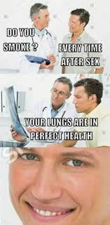 Meme Sex - dopl3r com memes smuke every time after sex your lungs arein