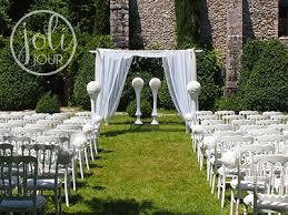 location arche houppa pour cérémonie de mariage joli jour - Location Arche Mariage