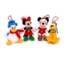 mickey mouse u0026 friends christmas tree decoration amazon co uk