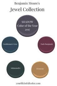 Benjamin Moore Deep Purple Colors Benjamin Moore U0027s Shadow 2117 30 Is An Easy Fit Within A Jewel Tone
