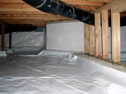Crawl Space Cleaning San Francisco Attic City