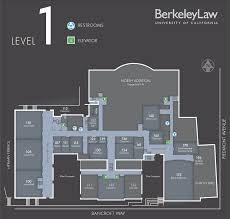 map of law berkeley law